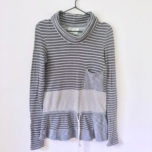Anthropologie sweatshirt tunic